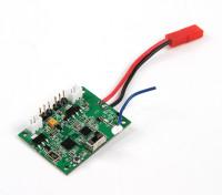 Rocksta 4WS 2.4GHz 2 in 1 Ricevitore 2 canali impermeabile e ESC