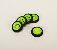 Super Light Multi Spoke Wheel D40x11mm (5pcs / bag)