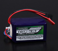 Turnigy nano-tech 1700mAh 2S2P 20 ~ 40C LiFePo4 ricevitore pack