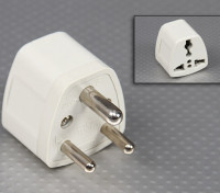 British Standards BS Socket 546 Multi-standard Adaptor