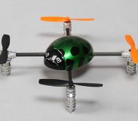 Coccinella di Walkera QR V2 Ultra Micro Quadcopter RTF (modalità 1)