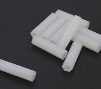 5,6 millimetri x 22mm M3 Nylon filettato Spacer (10pc)