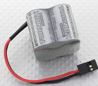 Turnigy Receiver Pack 2 / 3A 1500mAh 4.8V NiMH Serie ad alta potenza