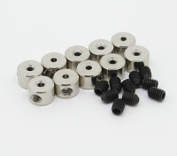 Landing Gear Wheel Set stop collare 6x1.1mm (10pcs)
