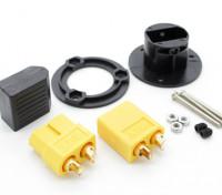 XT60 pannello Kit di montaggio