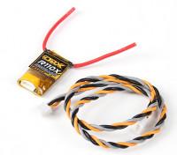 OrangeRx R110X DSMX / DSM2 ricevitore satellitare compatibile.