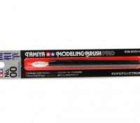 Tamiya Modeling Brush Pro (No.00 punta)