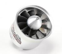 Dr. Mad Spinta 70 millimetri 11-Blade in lega FES 3900kv motore - 1300watt (4S) contatore rotante