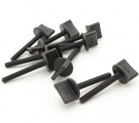 Nylon Thumbscrew Ala Bolt M4x30 (10pcs)
