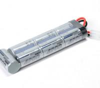 Turnigy Stick Confezione Sub-C 4200mAh 8.4V NiMH Serie ad alta potenza