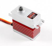 Trackstar TS-930HG Brushless digitale ad ingranaggi cilindrici ad alta velocità servo 17kg / 0.07sec / 72g