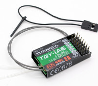 Turnigy IA6 Ricevitore 6CH 2.4G AFHDS 2A Ricevitore