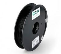 Filament stampante ESUN 3D Nero 1,75 millimetri PLA 0.5KG Spool