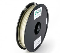Filament stampante 3D ESUN Luminous Green 3 millimetri PLA 0.5KG Spool