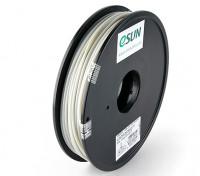 Filament stampante 3D ESUN Luminous Green 3 millimetri ABS 0.5KG Spool
