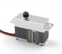 8.5kg Goteck HC2422T HV digitale MG metallo Cased auto Servo / 0.08sec / 35g