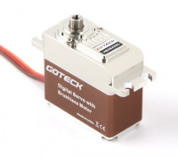 Goteck HB2622S HV Digital Brushless MG metallo Cased High Torque Servo 22kg / 0.11sec / 77g