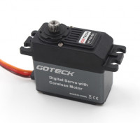 Goteck HC1621S HV digitale MG High Torque STD Servo 23 kg / 0.12sec / 53g