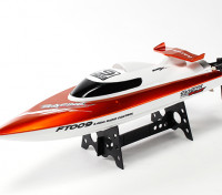 460 millimetri FT009 ad alta velocità V-Hull barca di corsa - Orange (RTR)