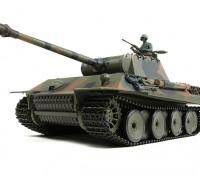 Tedesco PzKw V (Panther) RC serbatoio RTR w / Airsoft & Tx (spina di UE)