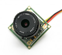 1 / 2,5 pollici Sony CCD Video Camera 700TV Lines F2.0 5MP IR (PAL)