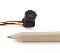 Mini CMOS 600TVL FPV telecamera 505M-T