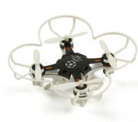 FQ777-124 Pocket Drone 4CH 6Axis Gyro Quadcopter Con commutabile Controller (RTF) (Nero)