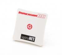 SpiroNet 8dBi RHCP Mini Patch Antenna