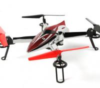 WLtoys Q212 Spaceship Quadcopter w / altimetro barometrico e 1 chiave di avvio automatico RTF (modalità 2)