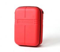 Caso trasmettitore Turnigy w / FPV Goggle bagagli - Red