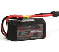 Turnigy grafene 1300mAh 4S 65C Lipo del pacchetto w / XT60