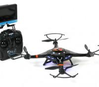 Cheerson CX-32S 2,4 GHz Quad w / 2Mp videocamera HD FPV dello schermo e la modalità commutabile trasmettitore RTF