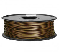 Dipartimento Funzione 3D filamento stampante 1,75 millimetri di metallo composito 0.5kg spool (rame)