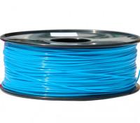 Dipartimento Funzione 3D filamento stampante 1,75 millimetri PLA 1KG spool (Aqua)