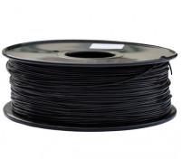 Dipartimento Funzione 3D filamento stampante 1,75 millimetri PLA 1KG Spool (nero)