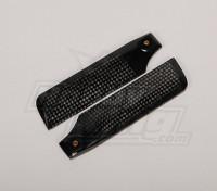 In fibra di carbonio 107 millimetri Tail Blade