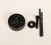 Prop & Back-Plate maschere Drill per HP-50 \ DA50 \ DLE50 \ DLE55 \ JC51 \ DLE30