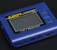 Turnigy ™ 7in1 Mega Battery Meter Checker / Watt Meter / servo tester
