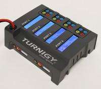 Turnigy TQ4 4x6S polimeri di litio pacchetto caricabatteria
