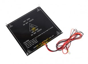 Malyan M150 i3 3D Printer Replacement Heat Bed