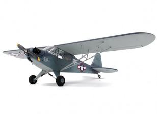 H-King J3 Navy Cub (NE-1) 1400mm (PnP) - RHS front