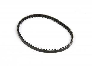 Blaze 1/10 Spare Parts - Synchronous Belt Short-PU Kevlar-186  62T 127286