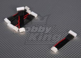 Femminile JST-XH <-> Male Thunderpower 5S 5cm (5pcs / bag)