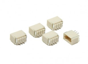 JST-SH 3Pin Socket (montaggio in superficie) (5pcs)