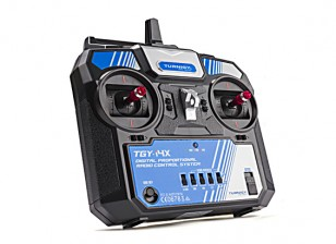 Modalità radio FS-I4X 4CH 2