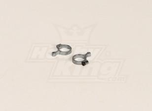 GT450PRO coda del metallo Linkage Rod Fin Banda