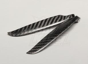 Folding 11x6 in fibra di carbonio ad elica (1pc)