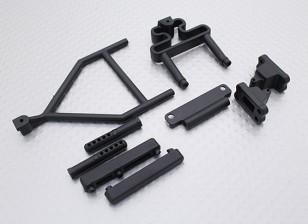 Supporto Batteria / paraurti staffa F / R - A2023T, A2027, A2029 e A2035