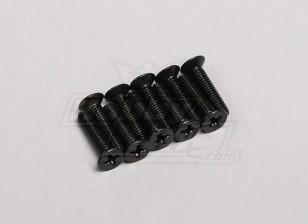 4x18mm svasata Vite (10pcs / pack)