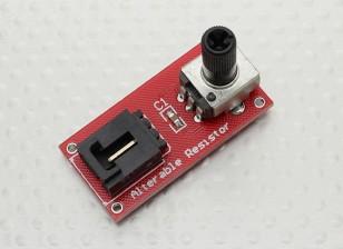 Sensore di rotazione variabile Kingduino analogico